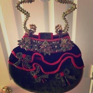 Mary Frances Holiday bag
